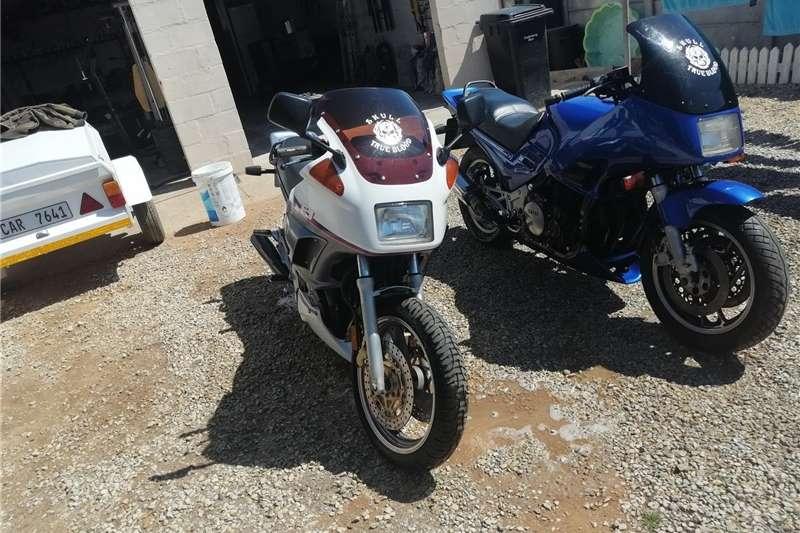 Yamaha FJ 1986