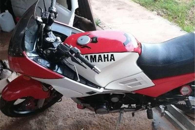 Yamaha FJ 1999
