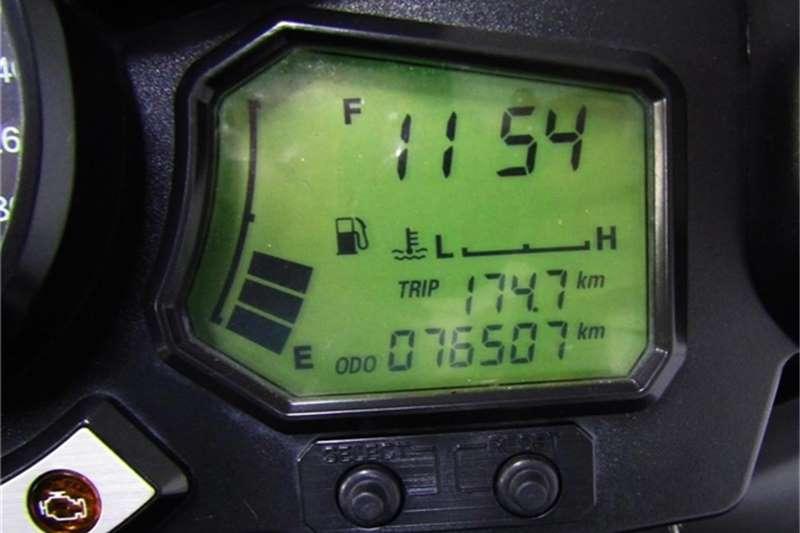 2004 Yamaha FJR