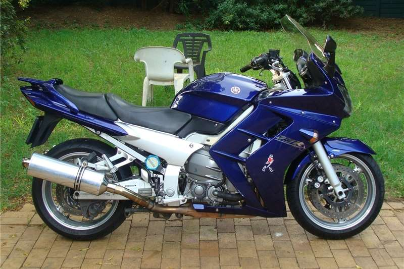 Yamaha FJR1300 2006