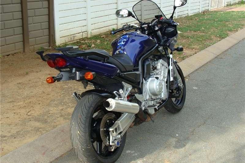 Yamaha FZ1 2007