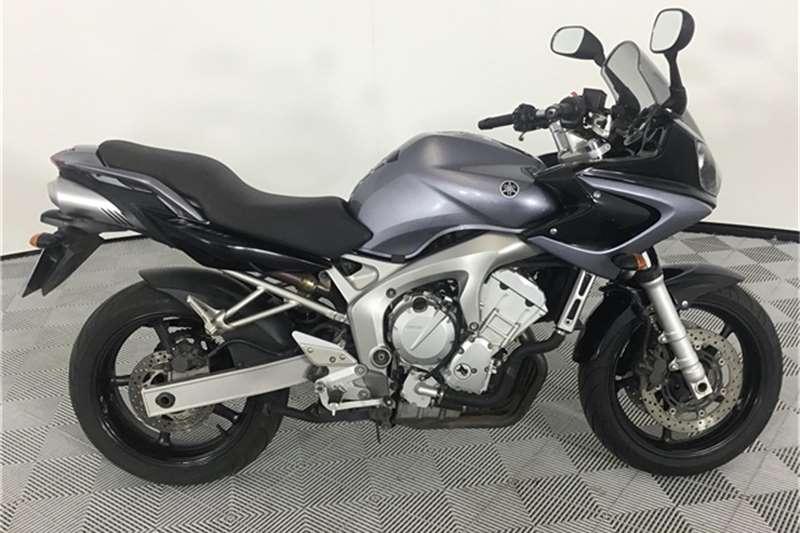 Yamaha FZ6 2006