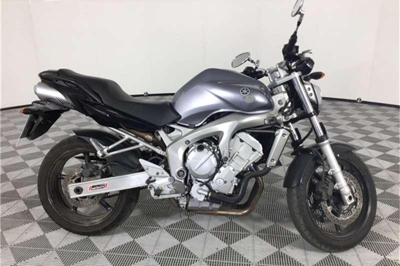 Used 2008 Yamaha FZ6