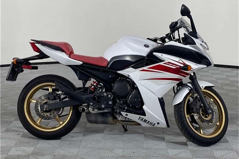 Used 2011 Yamaha FZ6