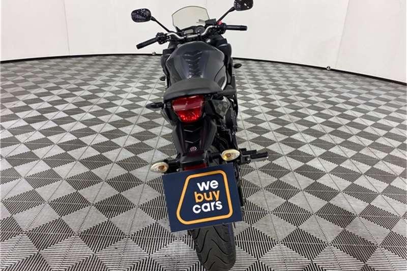 Used 2013 Yamaha FZ6