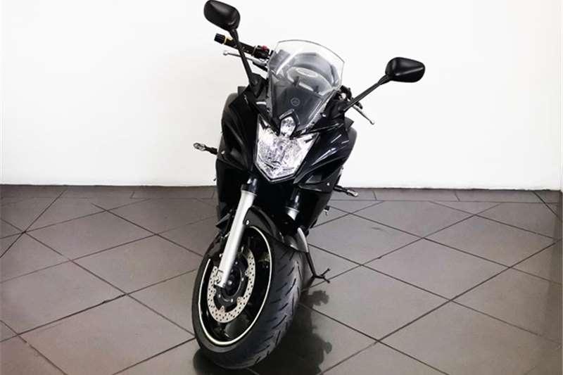 Used 2007 Yamaha FZ6