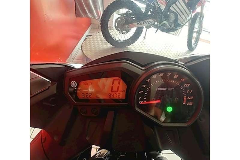 Yamaha FZ6 FAZER 2010