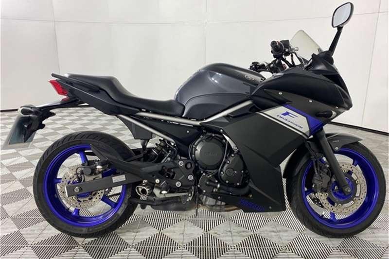 2013 Yamaha FZ6