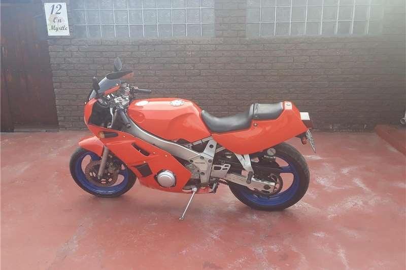 Used 1997 Yamaha FZR