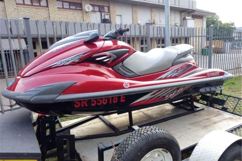 Yamaha FZR FZS 260 1800 Supercharged Jetski 2009