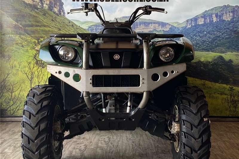 Yamaha Grizzly 2003