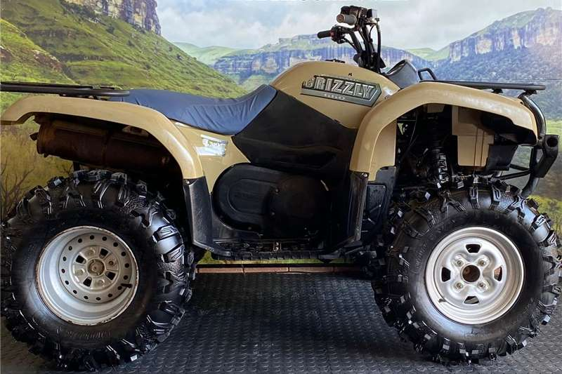 Used 2003 Yamaha Grizzly