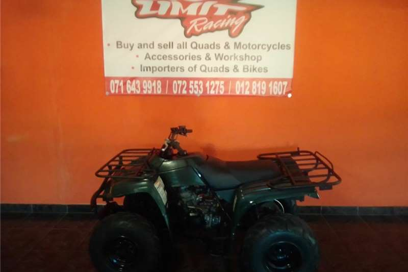 Yamaha Grizzly 2004