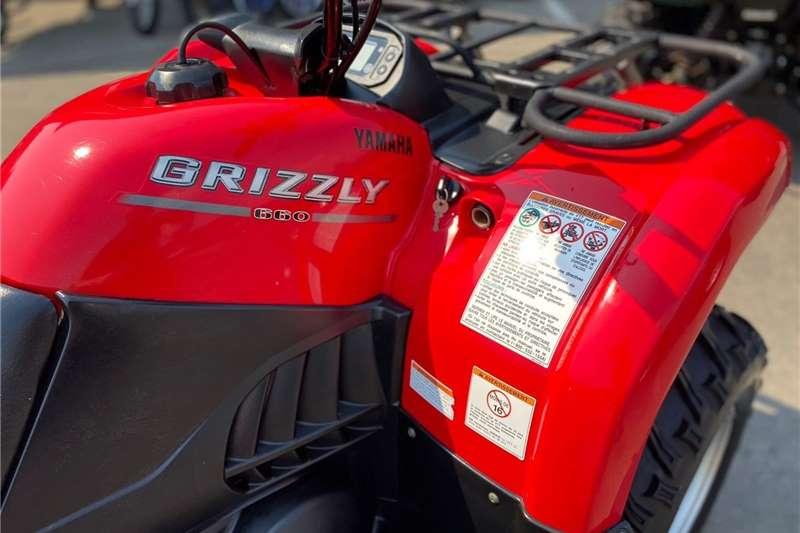 Used 2004 Yamaha Grizzly