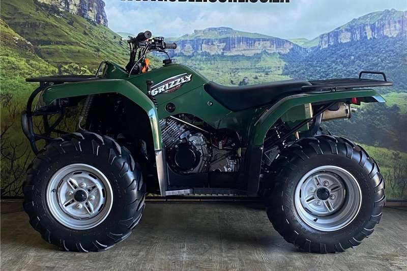 Yamaha Grizzly 2009