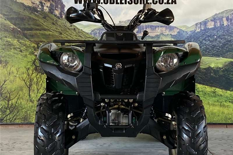 Yamaha Grizzly 2011