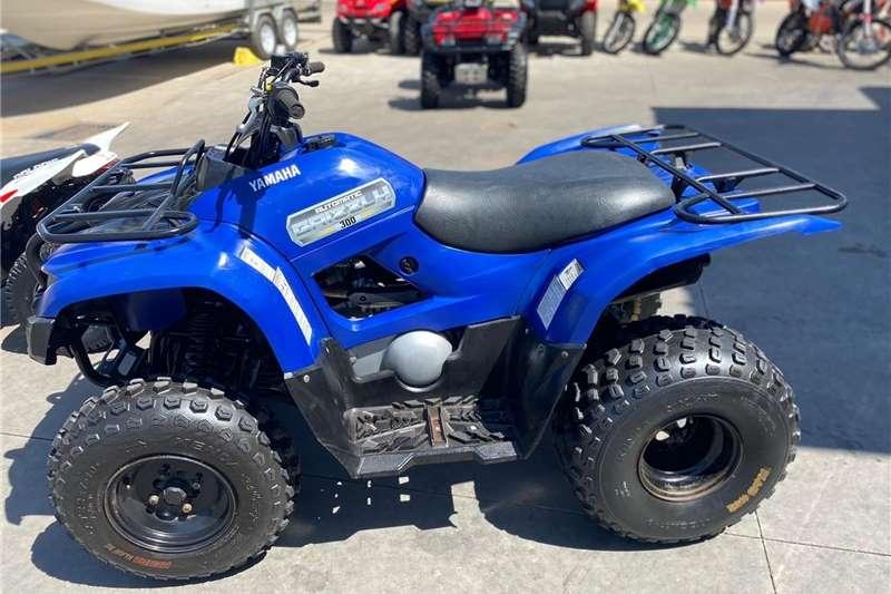 Used 2012 Yamaha Grizzly