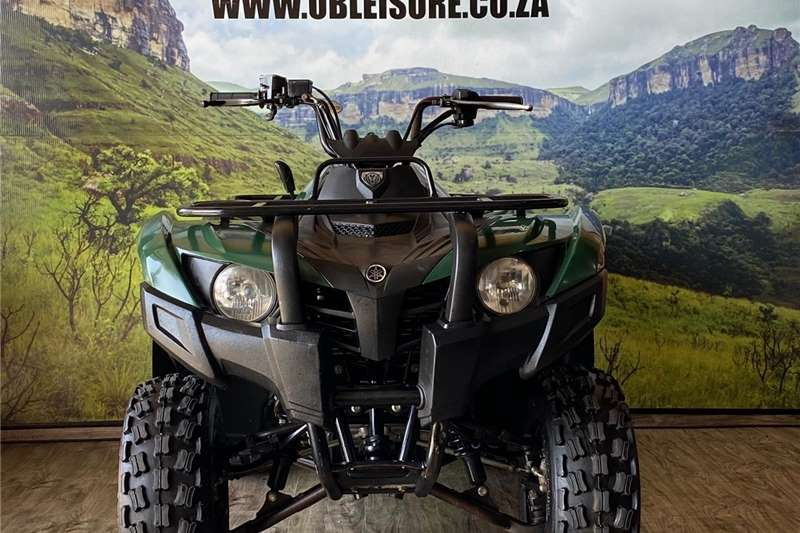 Yamaha Grizzly 2013