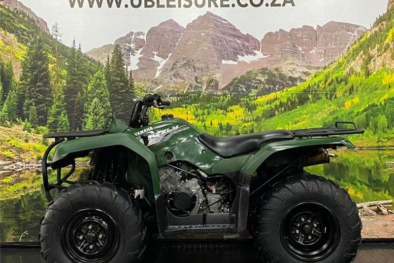 Used 2014 Yamaha Grizzly