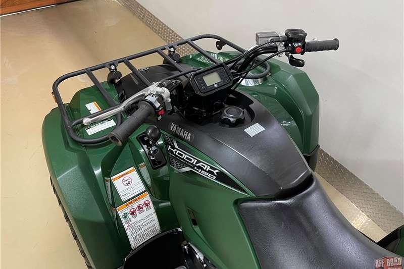 Used 2019 Yamaha Grizzly