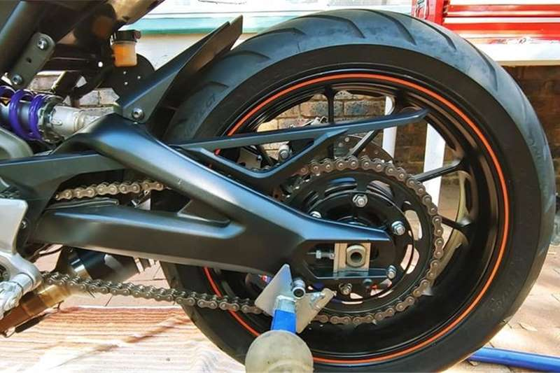 Yamaha MT-01 2014