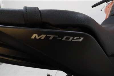 Yamaha MT-07 2014