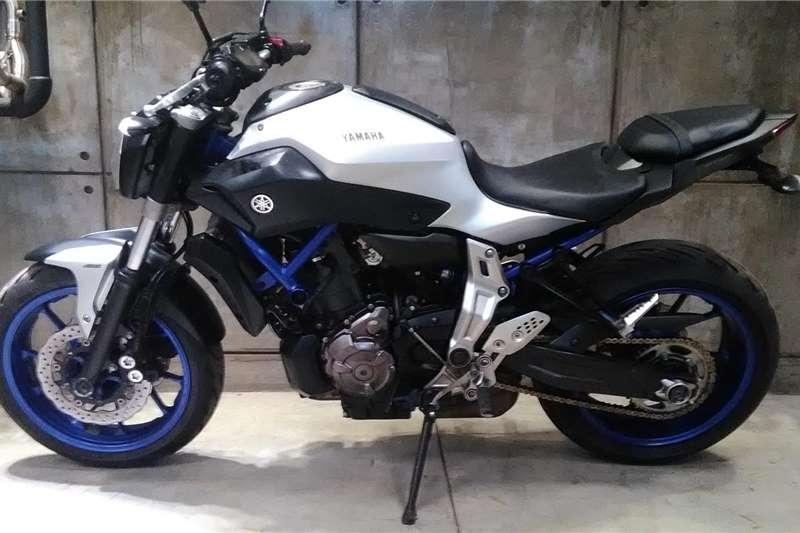 Used 2016 Yamaha MT-07
