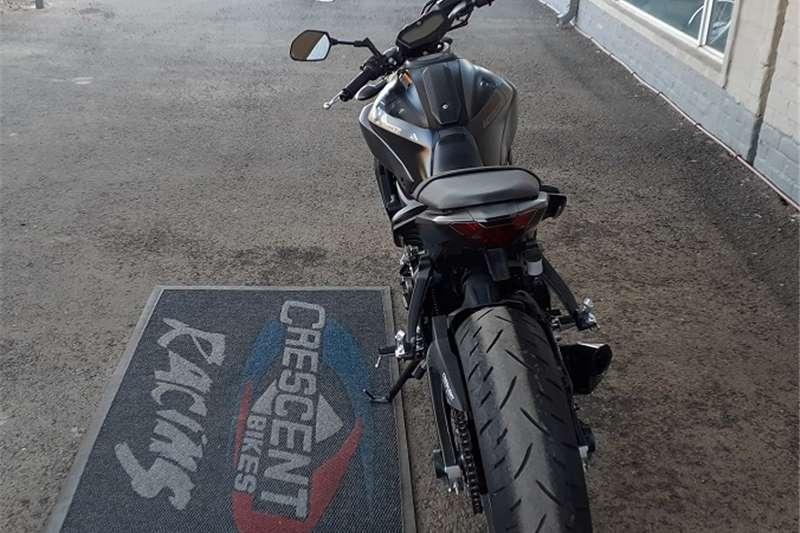 2017 Yamaha MT-07