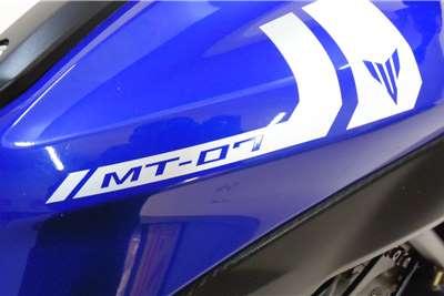 Used 2017 Yamaha MT-07