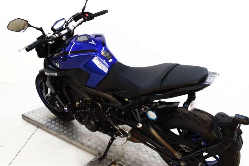 Used 2019 Yamaha MT-07