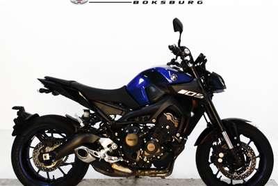 2019 Yamaha MT-07