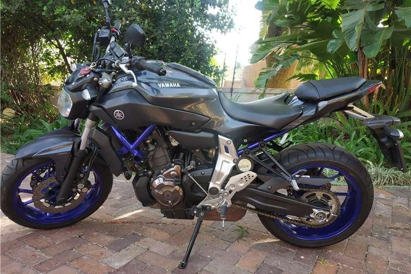 Used 2014 Yamaha MT-07