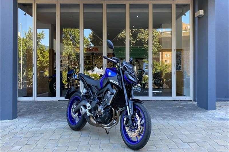 Yamaha Mt 9 2019