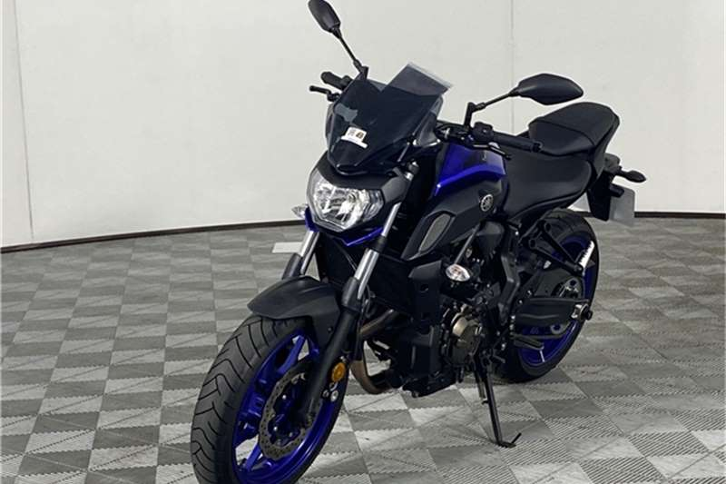 2019 Yamaha