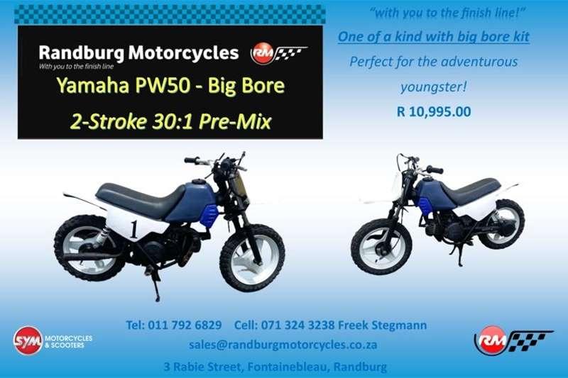 Yamaha PW50 2005