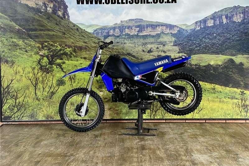 Yamaha PW50 2007