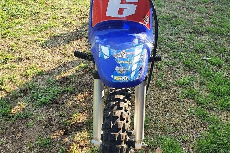 Yamaha PW50 2010