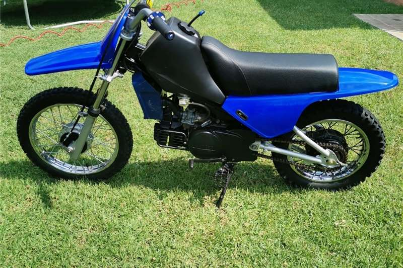 Yamaha PW80 0