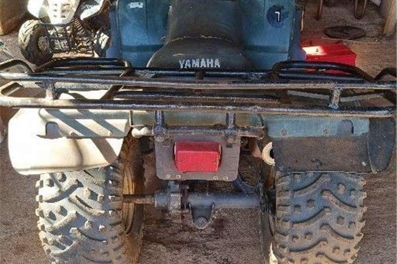 Used 0 Yamaha Quad