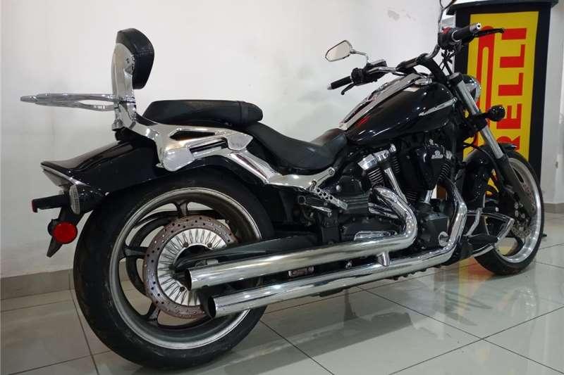 Yamaha Raider 2008