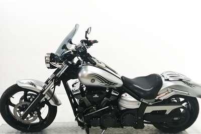 Yamaha Raider 2009