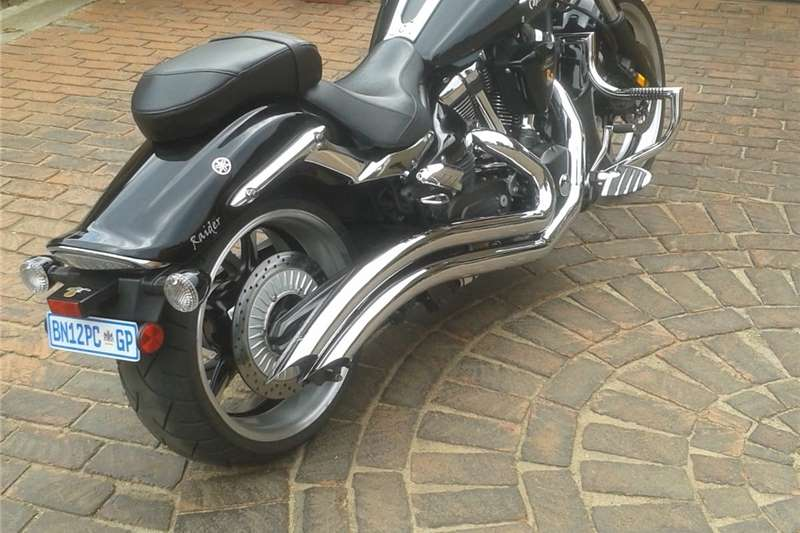 Used 2009 Yamaha Raider