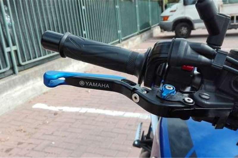 Yamaha Raider 2015