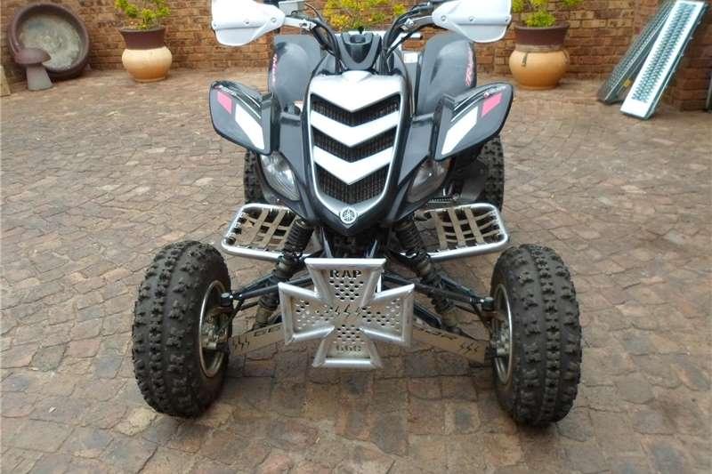 Yamaha Raptor 2001