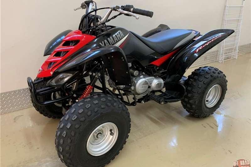 Yamaha Raptor 2003
