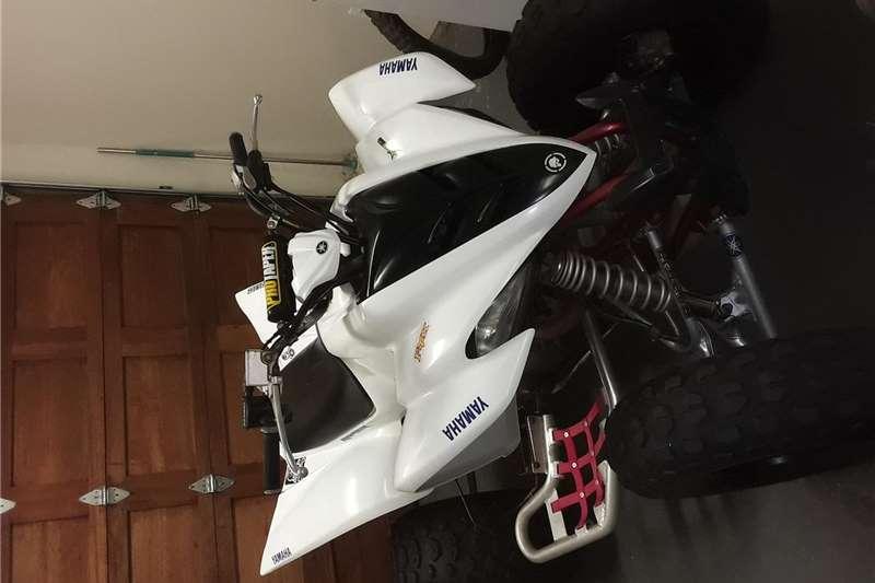 Yamaha Raptor 2005