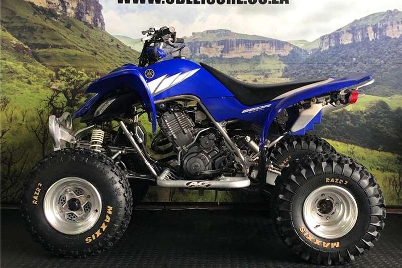 Used 2005 Yamaha Raptor