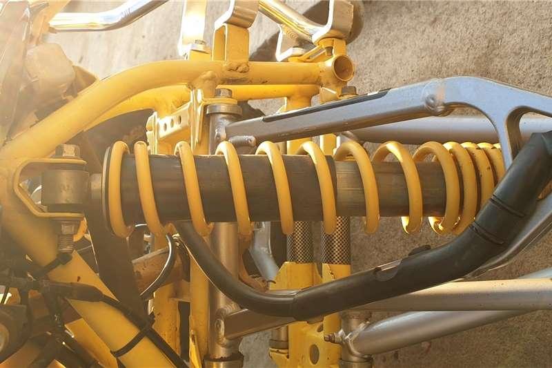 2007 Yamaha Raptor
