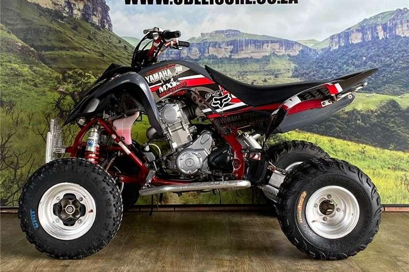 Yamaha Raptor 2007