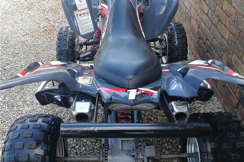 Yamaha Raptor 2008